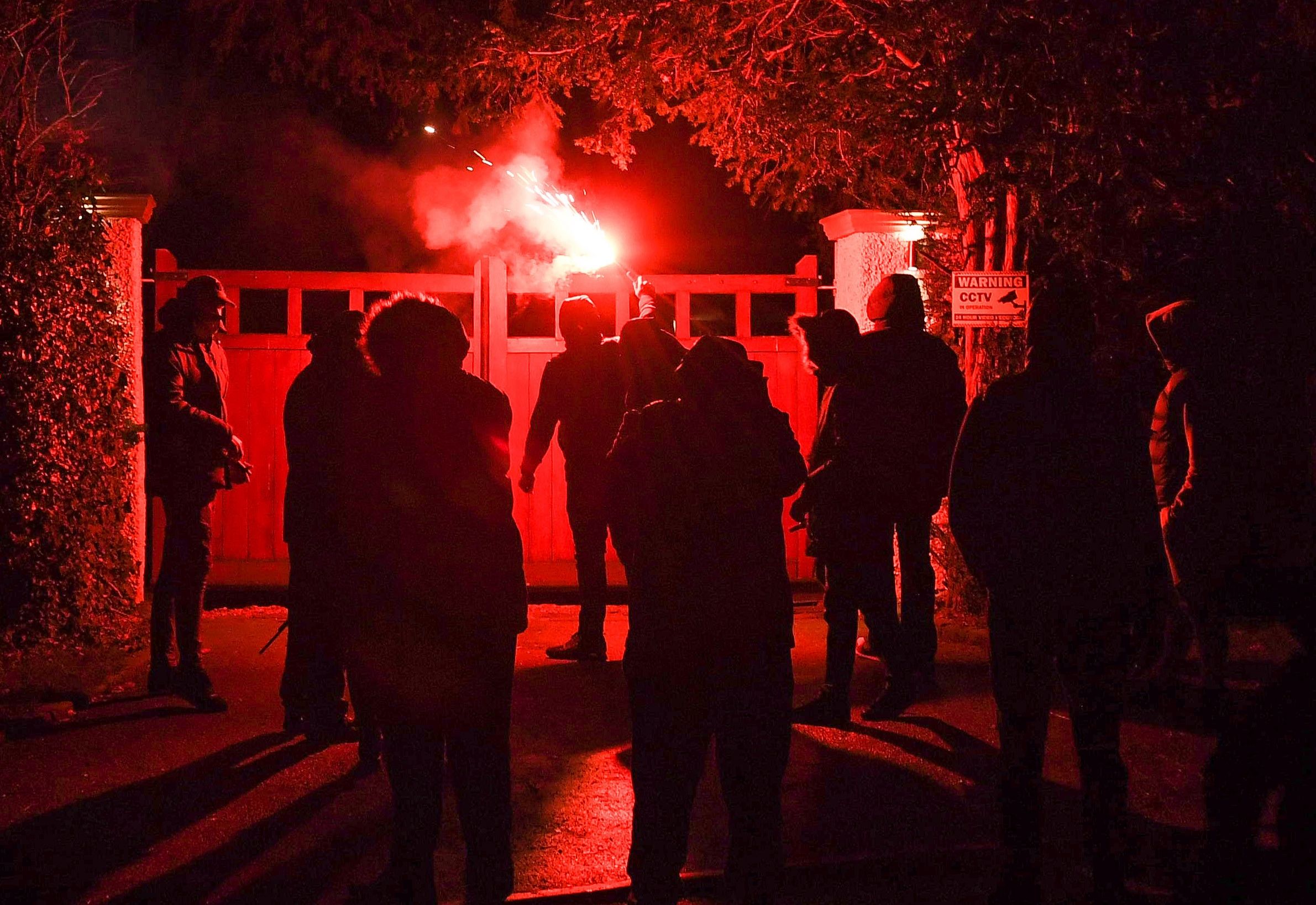 Фанати Манчестер Юнайтед напали на будинок директора клубу