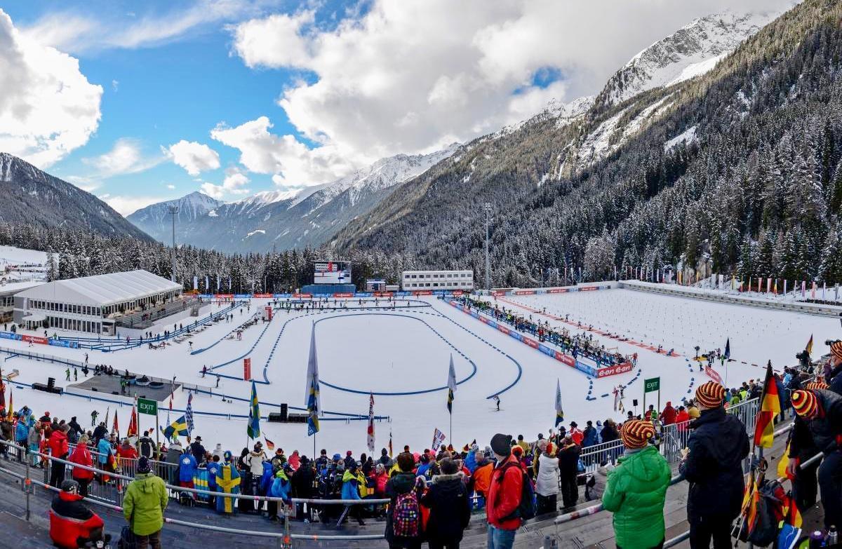 Збірна України з біатлону лишилась без медалі у стартовій гонці чемпіонату світу