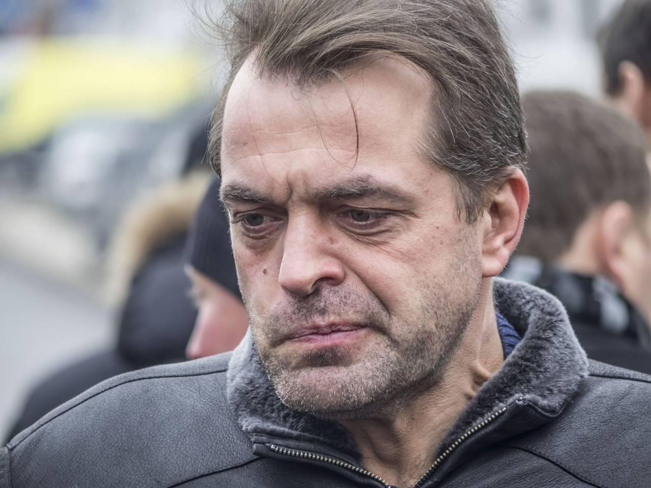 """Бірюков назвав """"виродками"""" українських солдатів, які голосували за Зеленського"""