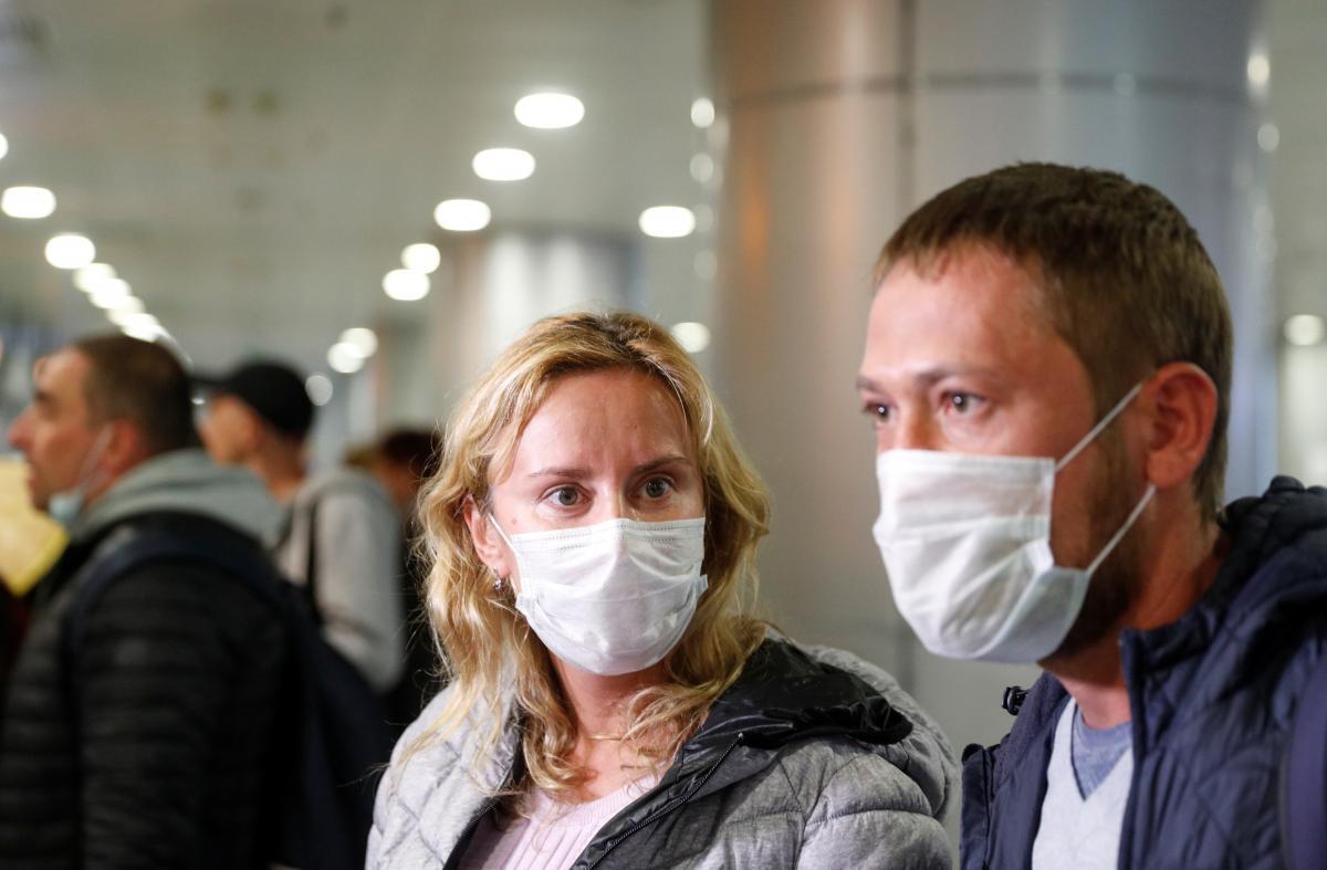 У МОЗ відмовилися називати місця утримання евакуйованих з Китаю українців