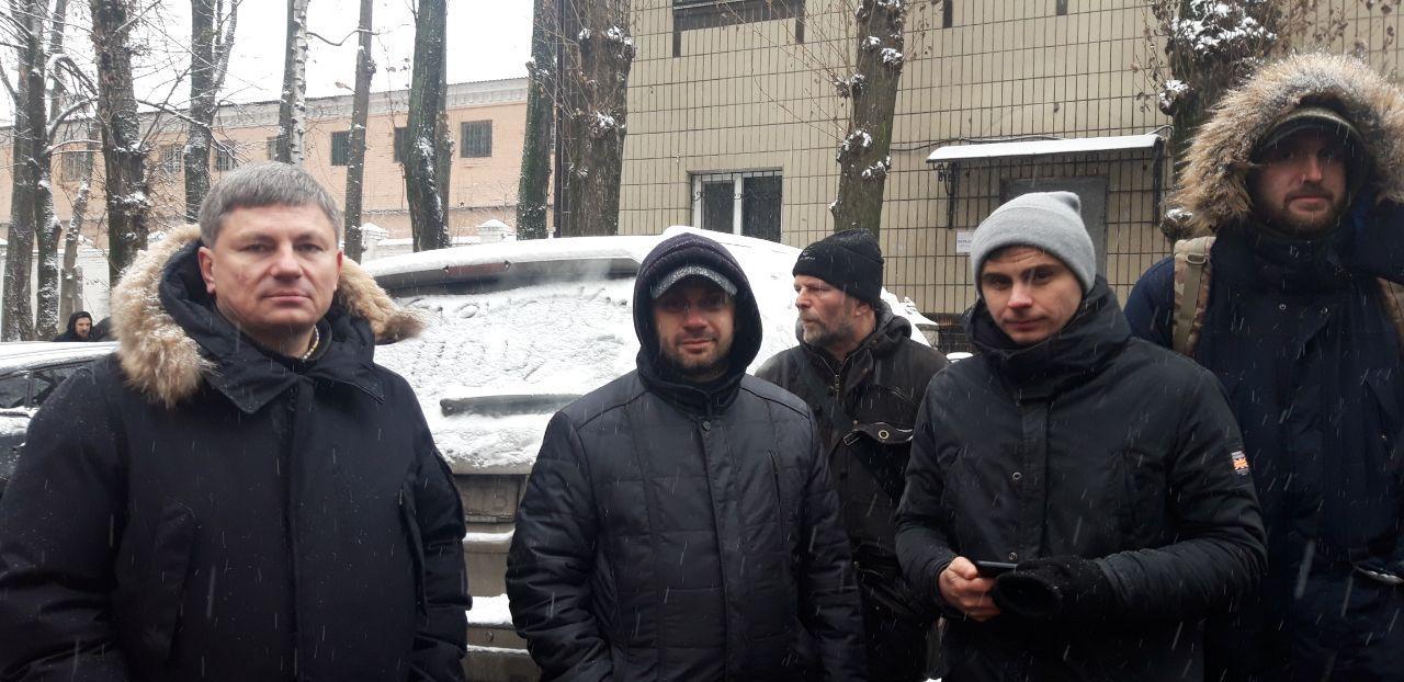 Беркутівці, які повернулися в Україну після обміну, залишаються підсудними