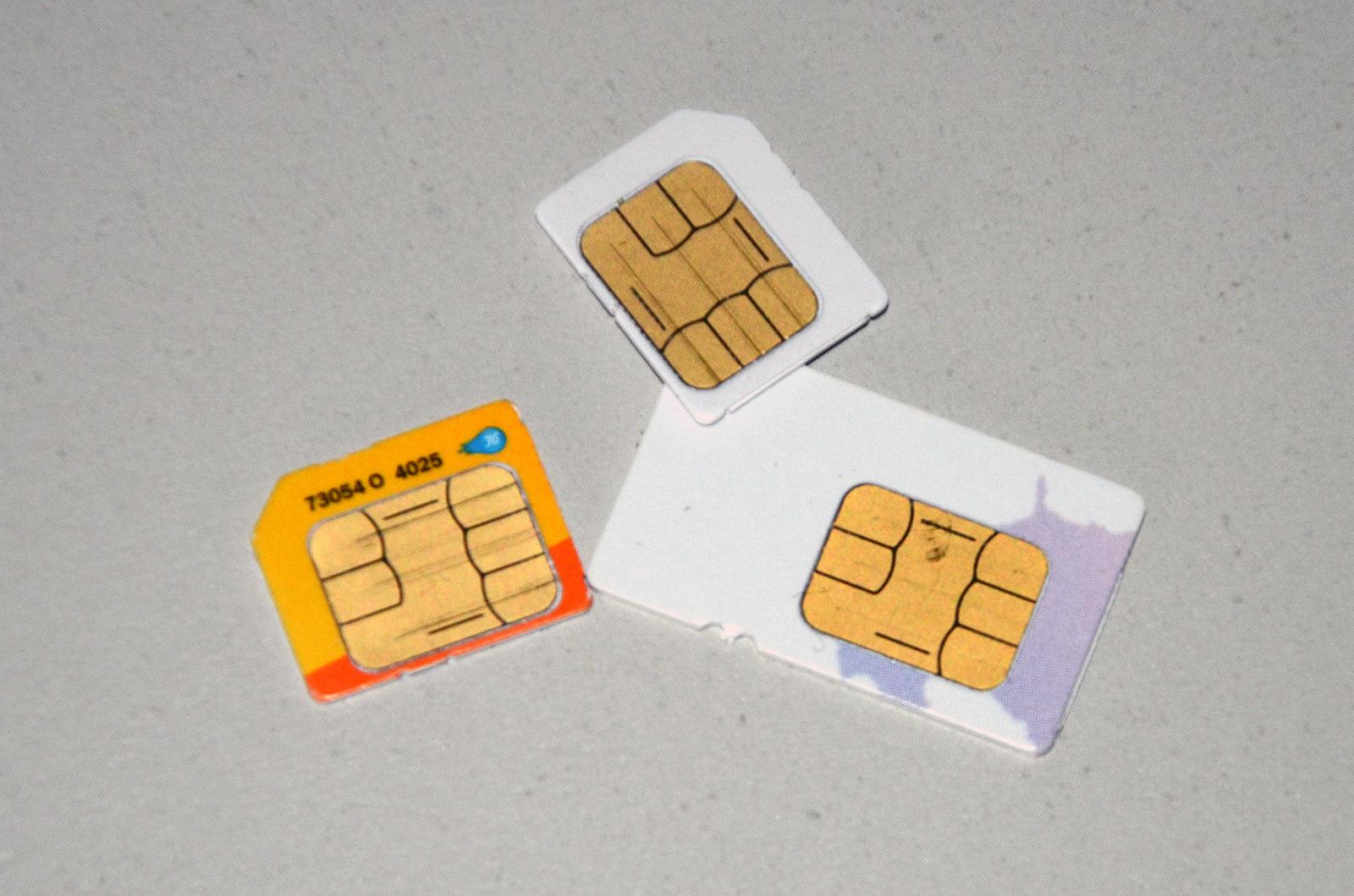 Українські мобільні оператори не прив'язуватимуть номери до паспортів
