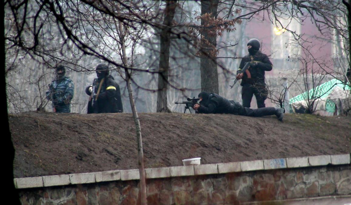 """Справи Майдану: Підозру про вбивство висунули також представнику """"Омеги"""""""