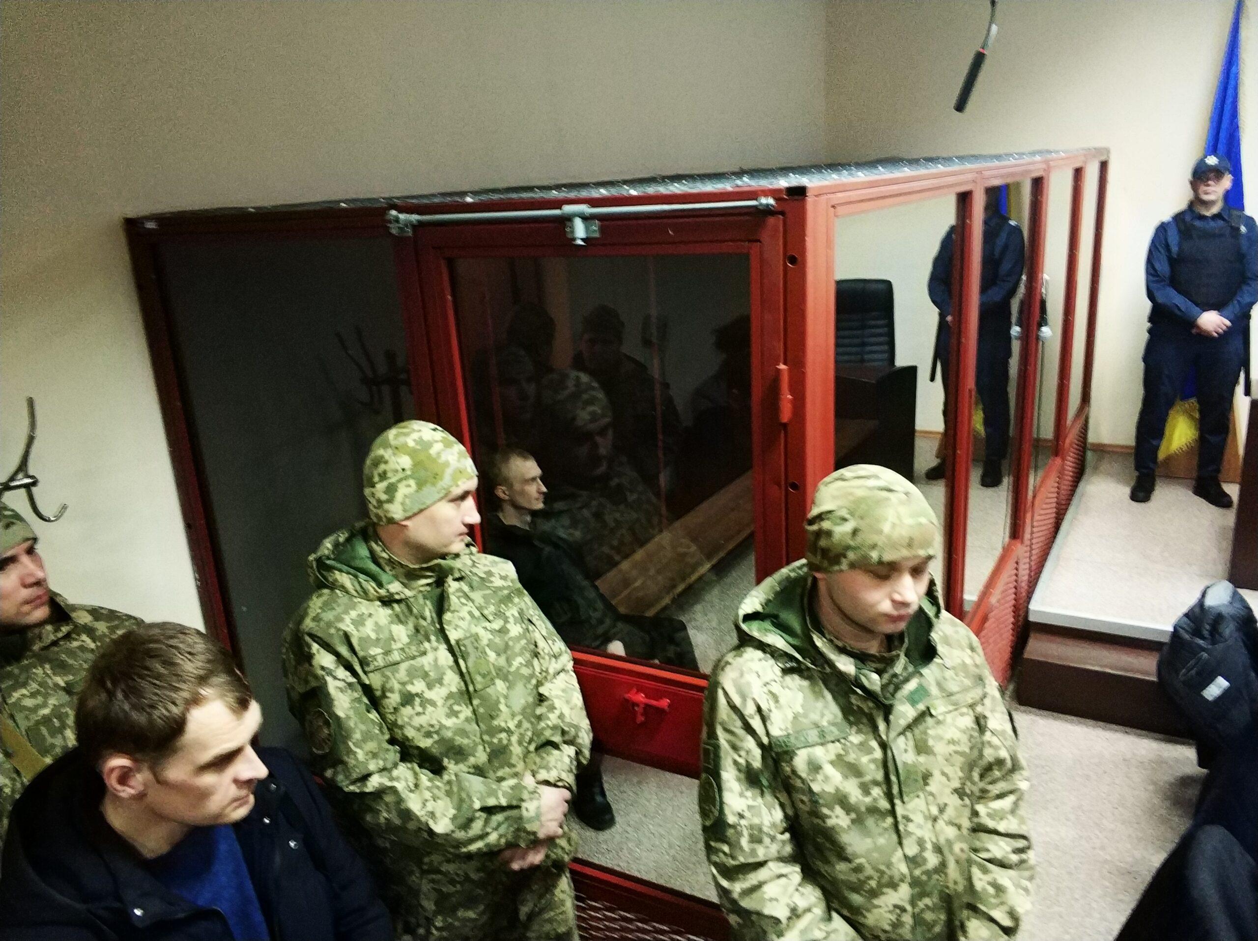 Суд відправив звинуваченого у розстрілах на Майдані Косенка під домашній арешт