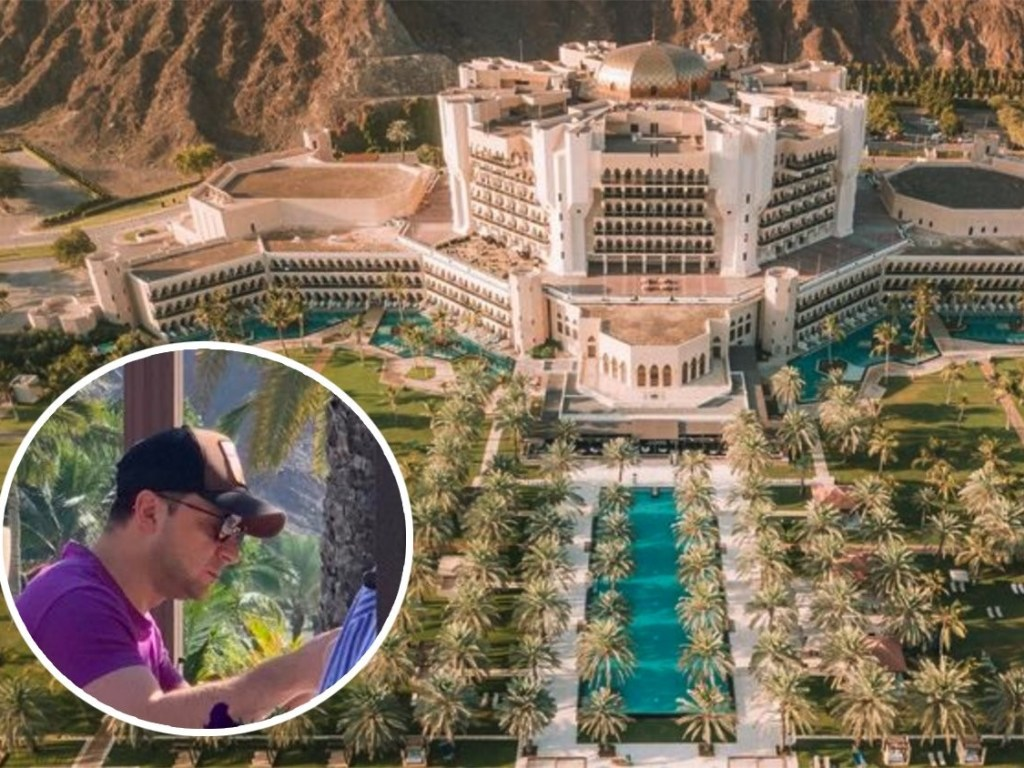 Під час візиту Зеленського в Оман, туди ж прилітав секретар РадБезу РФ Патрушев – ЗМІ