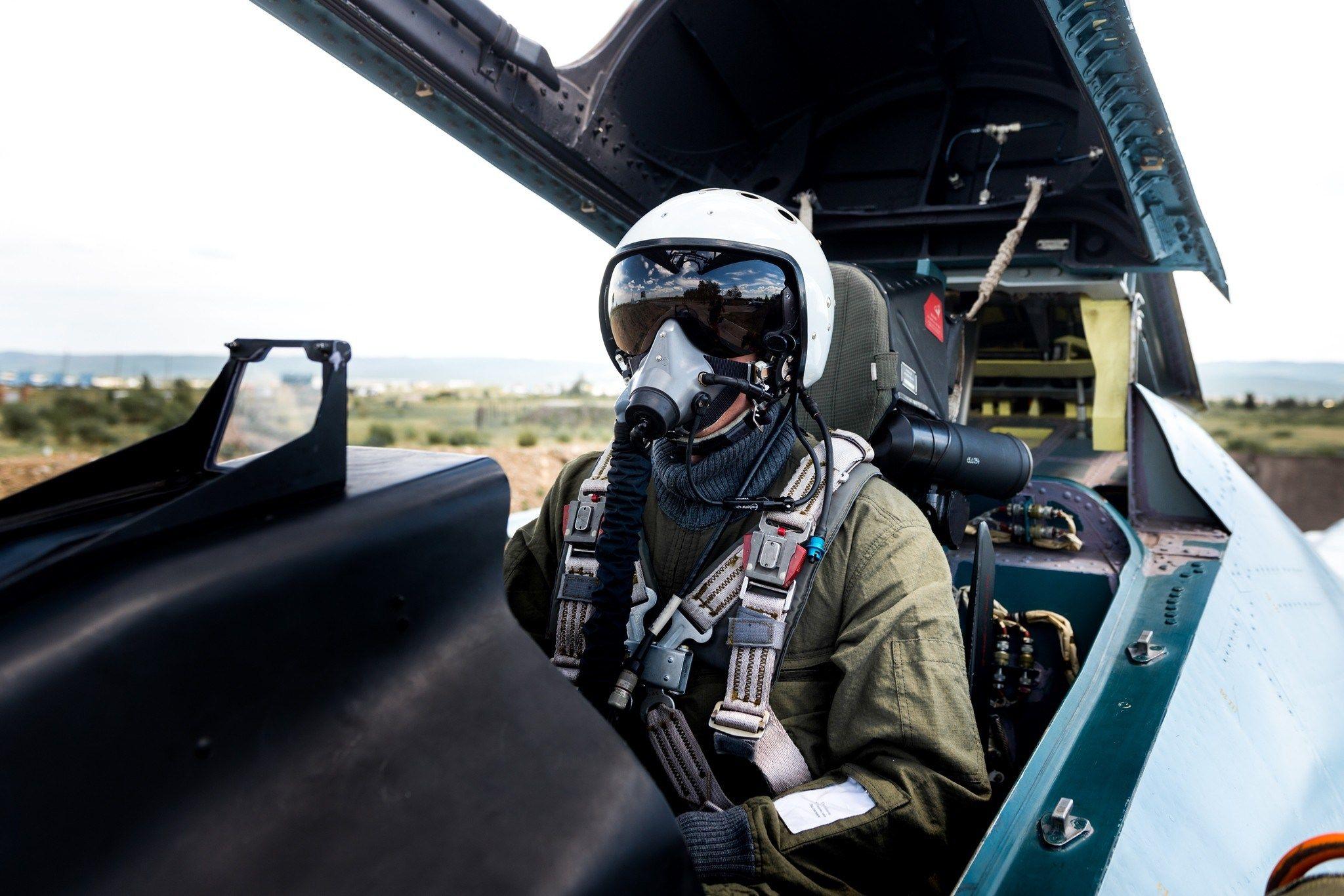 Російських льотчиків у Сирії визнали військовими злочинцями
