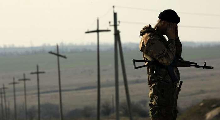 Окупанти затримали українського військового на Луганщині
