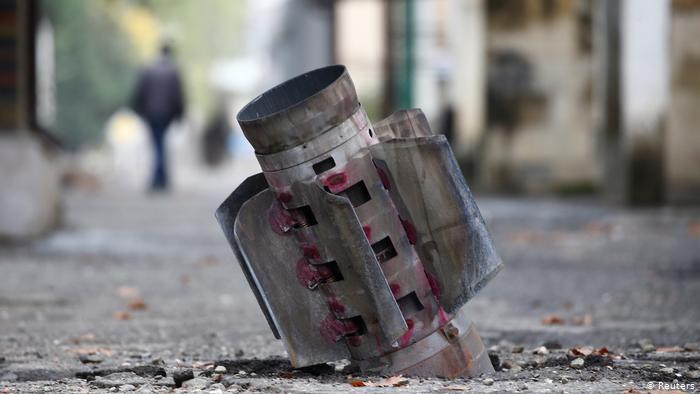 У Карабасі після припинення бойових дій виявили більше тисячі тіл загиблих