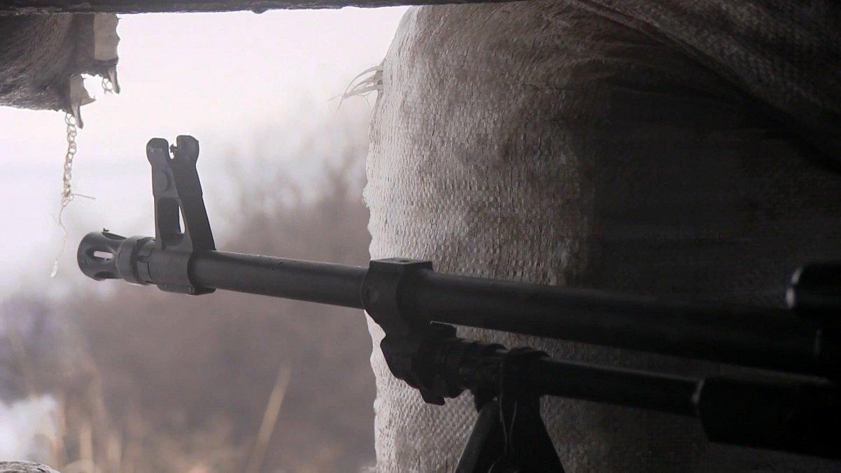 Окупанти обстріляли селище Чермалик