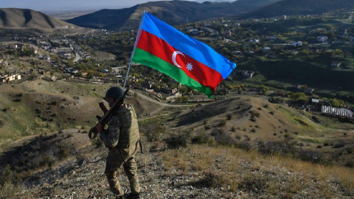 Азербайджан оприлюднив кількість втрат у війні в Карабасі