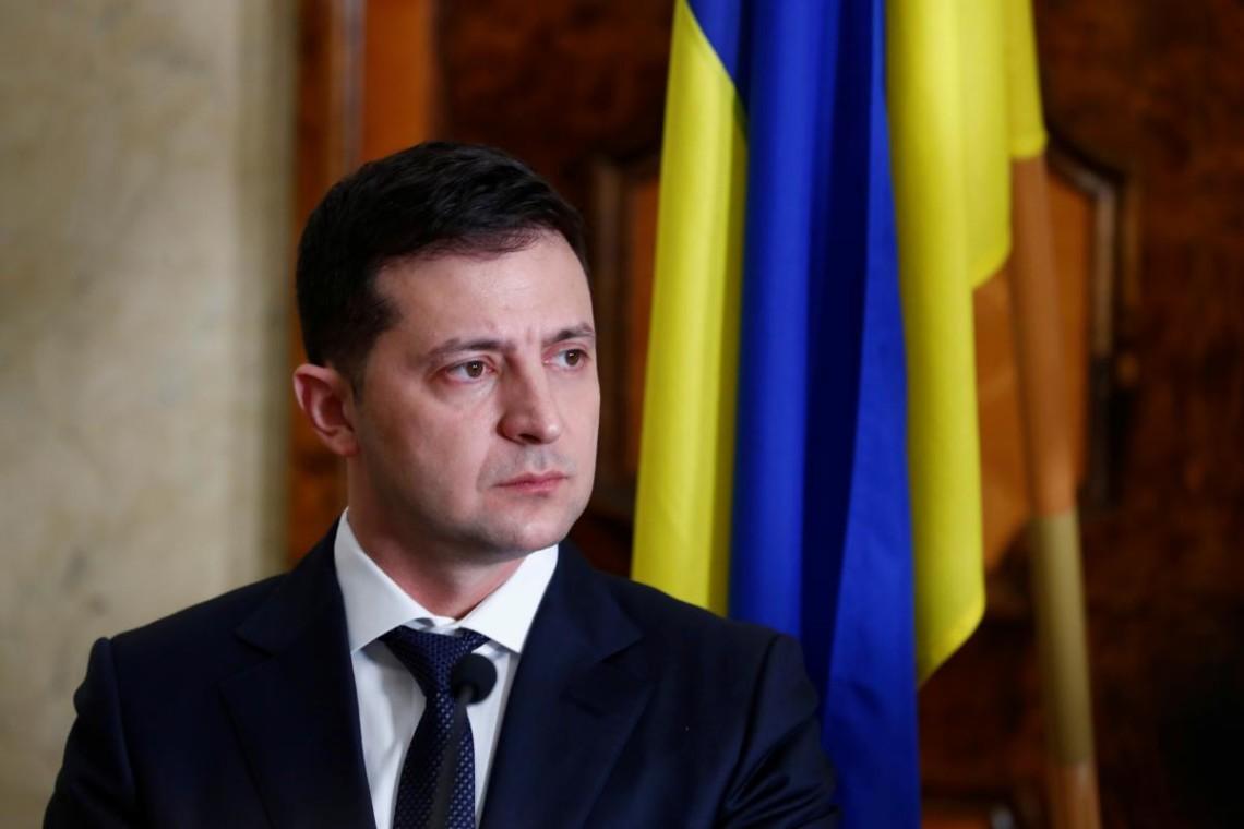 Зеленський запросив Байдена до Києва