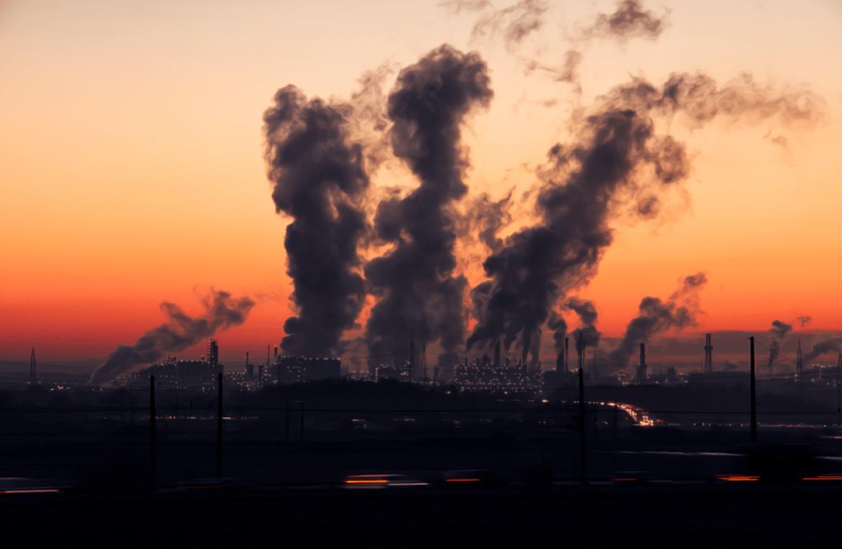 КМДА назвала причину забруднення повітря в столиці