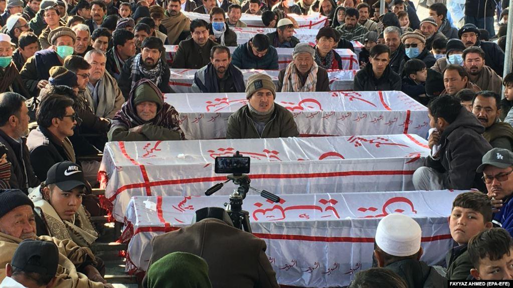 У Пакистані протестують через масове вбивство ісламськими терористами