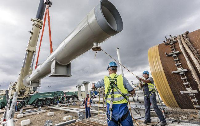 """Німецькі екологи домоглися припинення будівництва """"Північного потоку-2"""""""