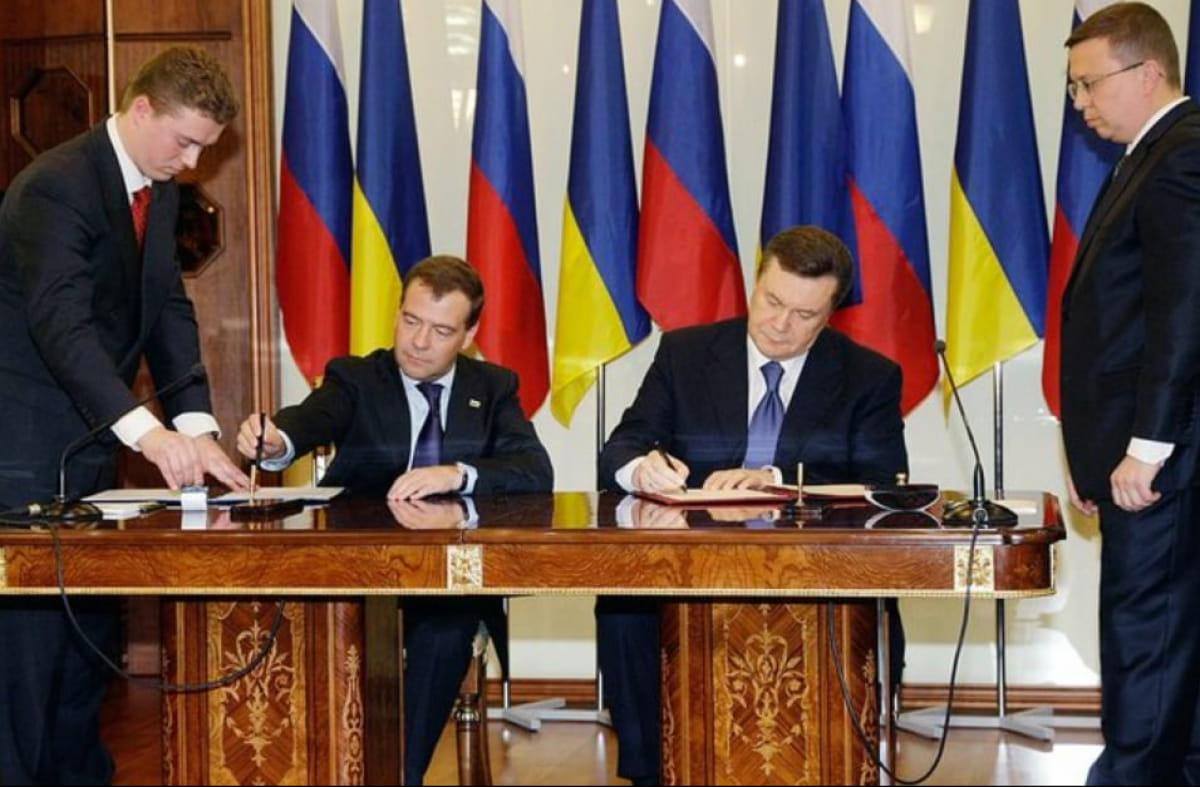 Депутатам передали проєкт закону про скасування Харківських угод