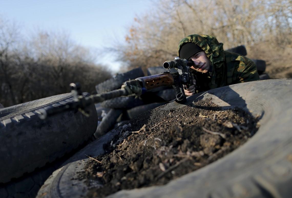 У зоні ООС загинув військовий ЗСУ від кулі снайпера