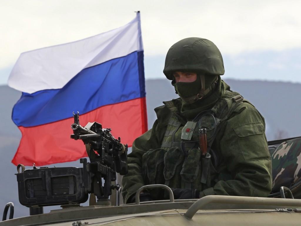 РФ проводить навчання бойовиків біля українських кордонів