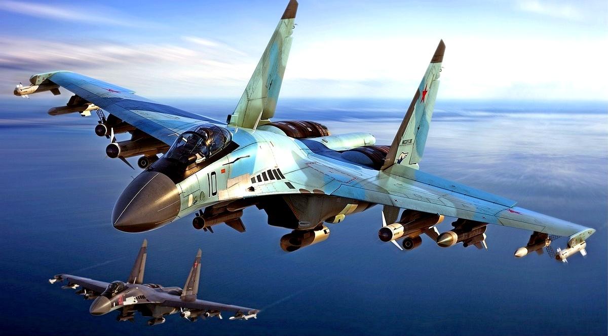 Російські винищувачі порушили повітряний простір Естонії