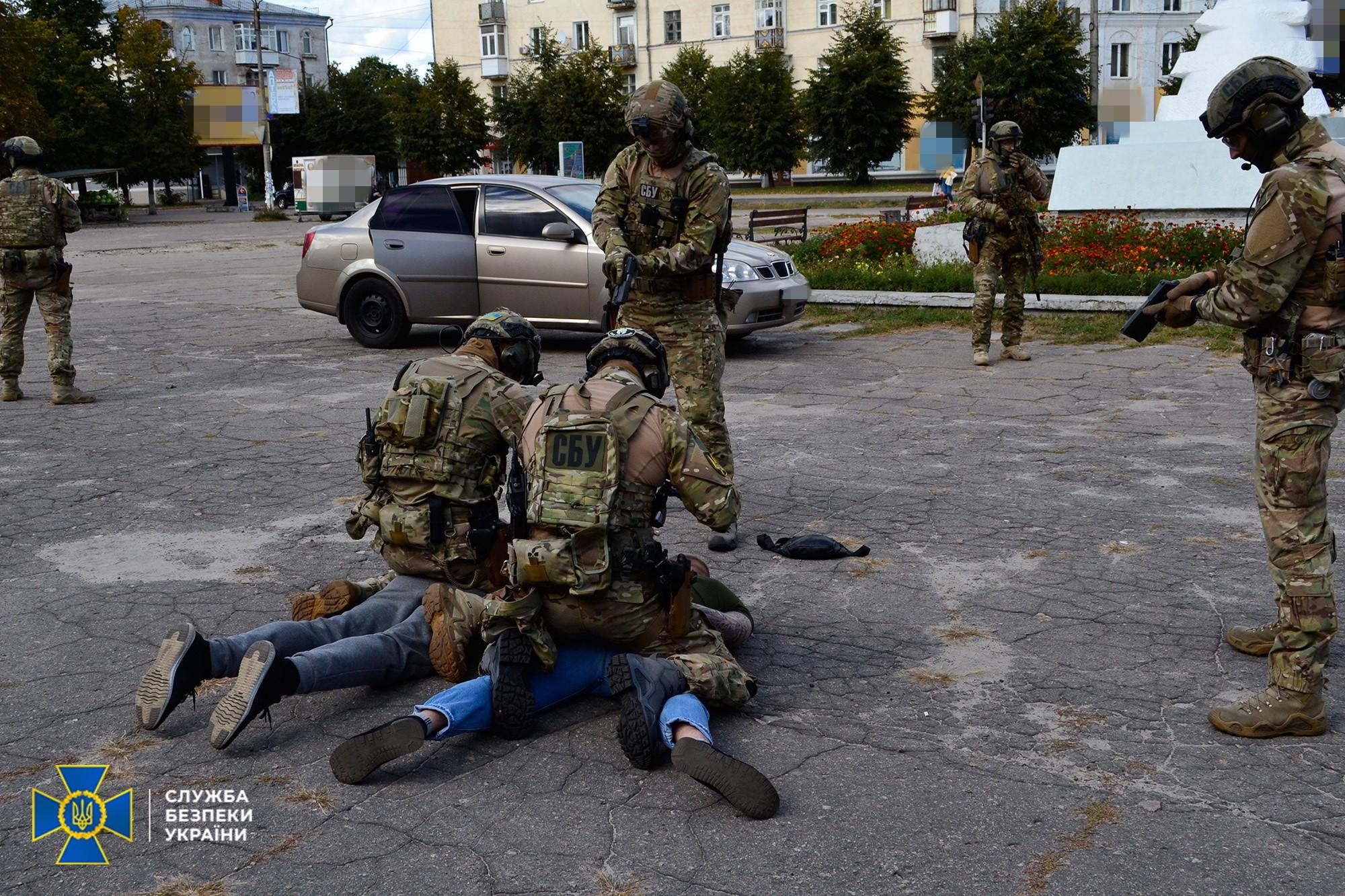СБУ провела масштабні навчання на кордонах з РФ
