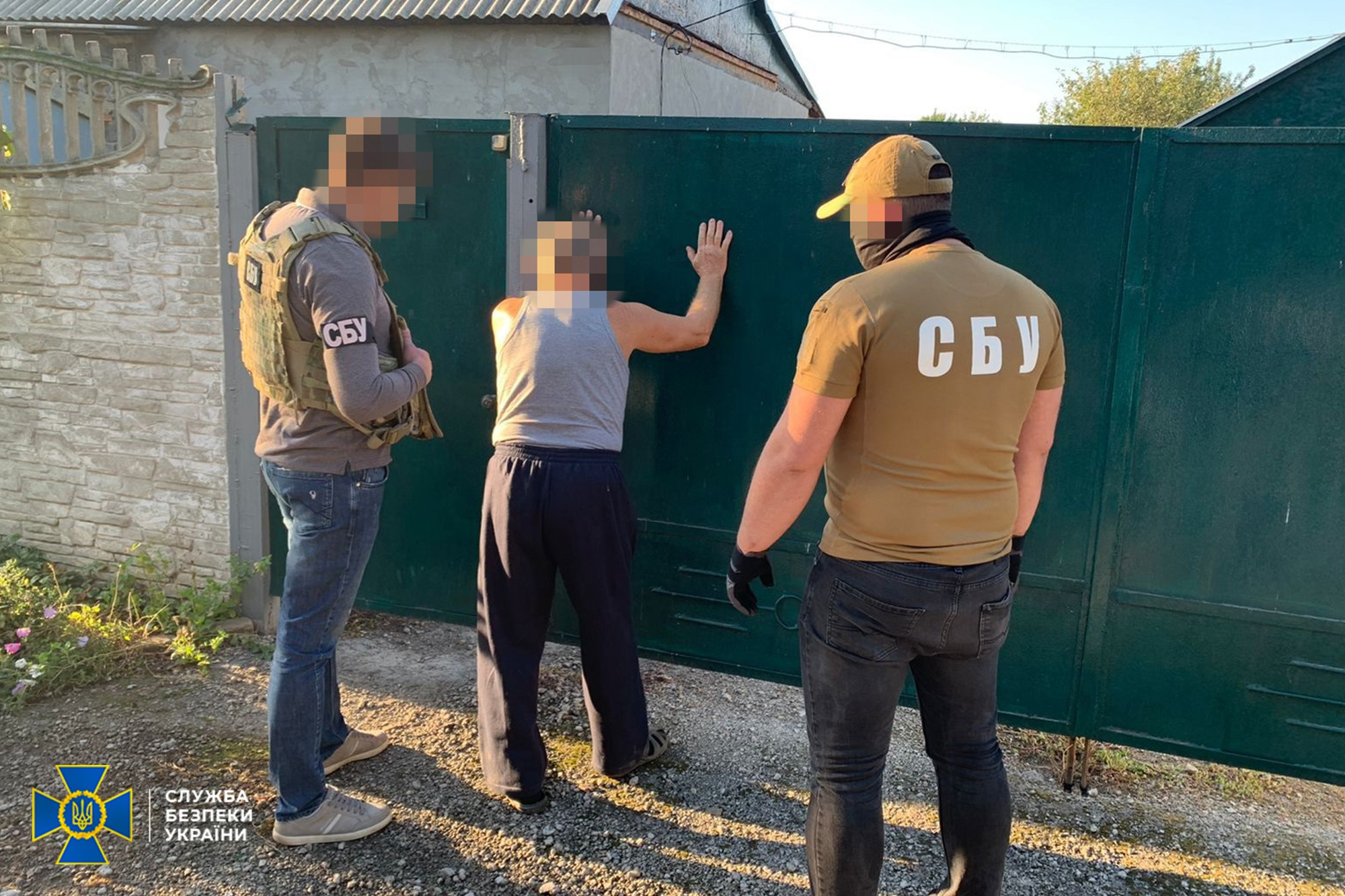 Контррозвідка СБУ затримала екскомандира мотострілецького взводу окупантів